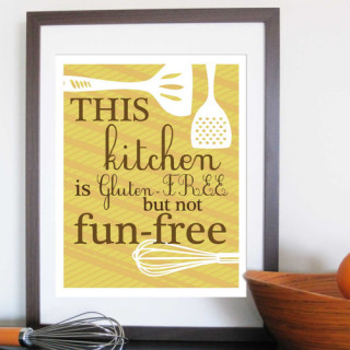In a Nutshell: 2013 Holiday Gift Guide for the Gluten-Free Foodie