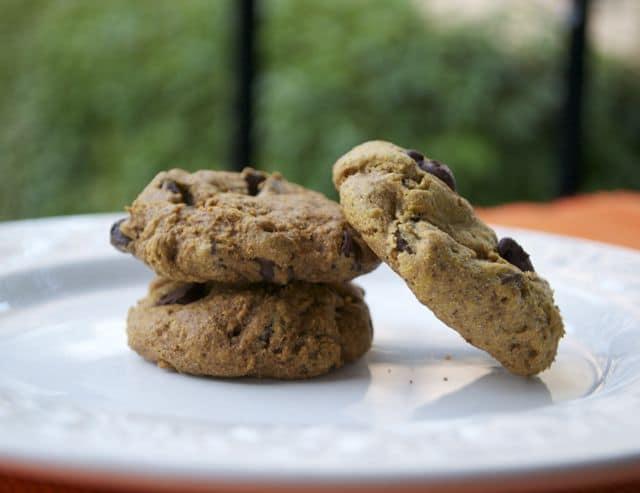 pumpkin choc chip cookie1