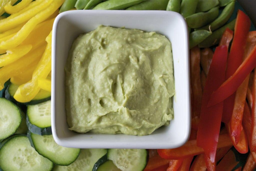 Avocado Bean Dip