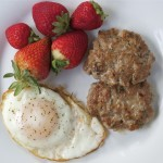 Pork Breakfast Sausage Patties (GF, DF, SF) | A Dash of Megnut