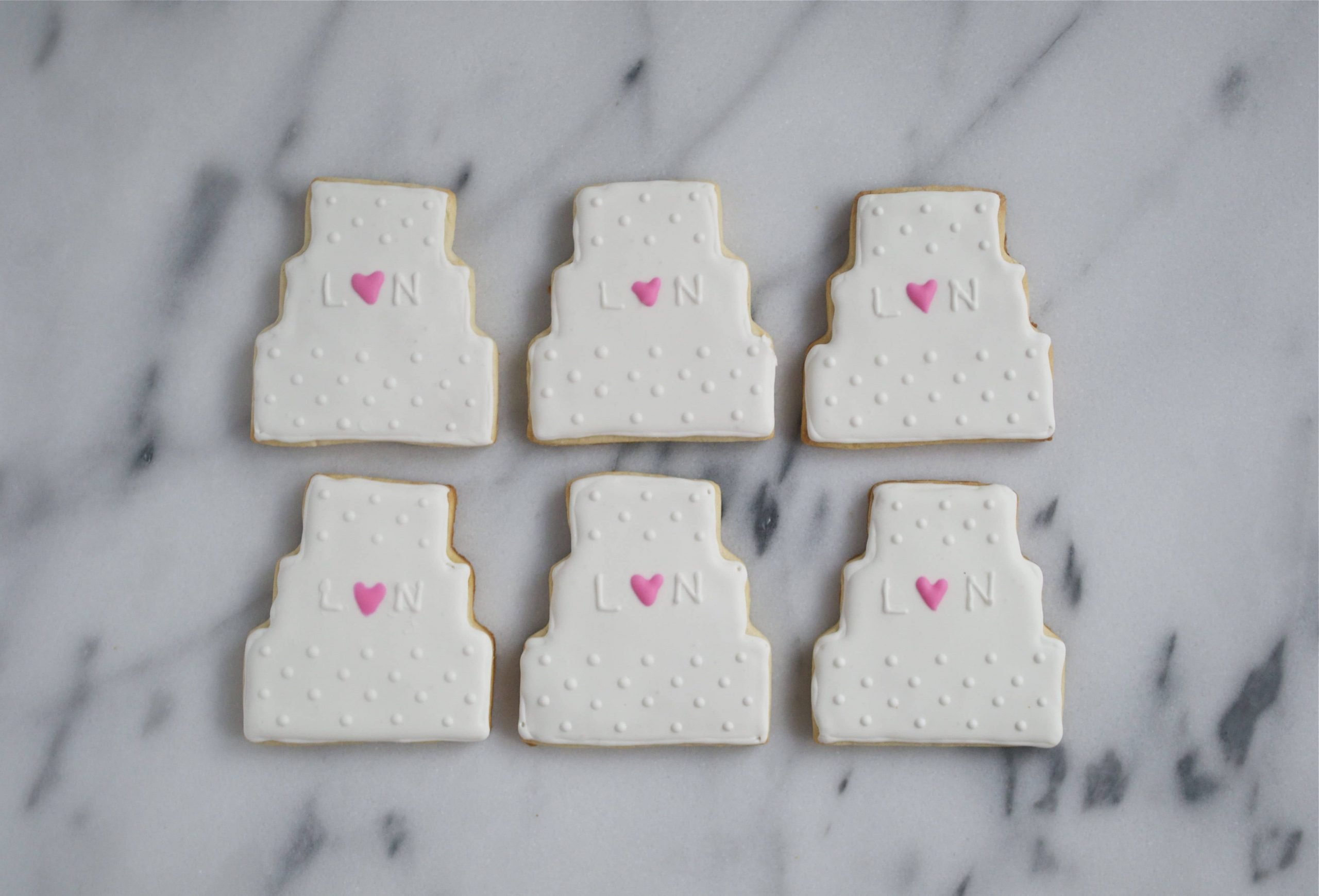 wedding cake christmas cookies wedding cake sugar cookies a dash of megnut 22196