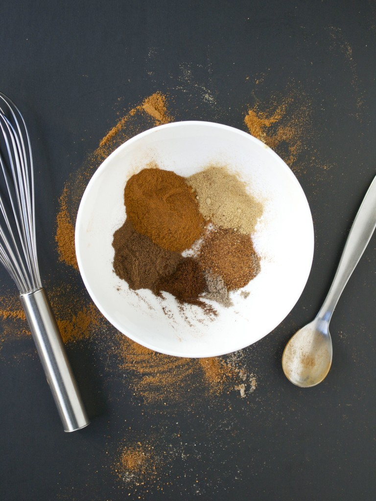 Homemade Pumpkin Pie Spice - A Dash of Megnut