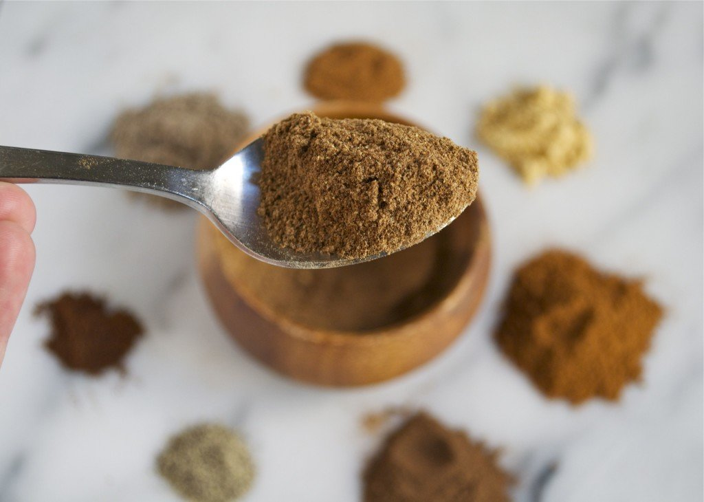 Chai Spice Mix - A Dash of Megnut