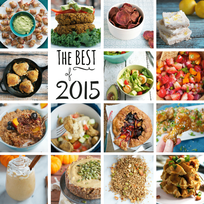 The Best of 2015 - A Dash of Megnut