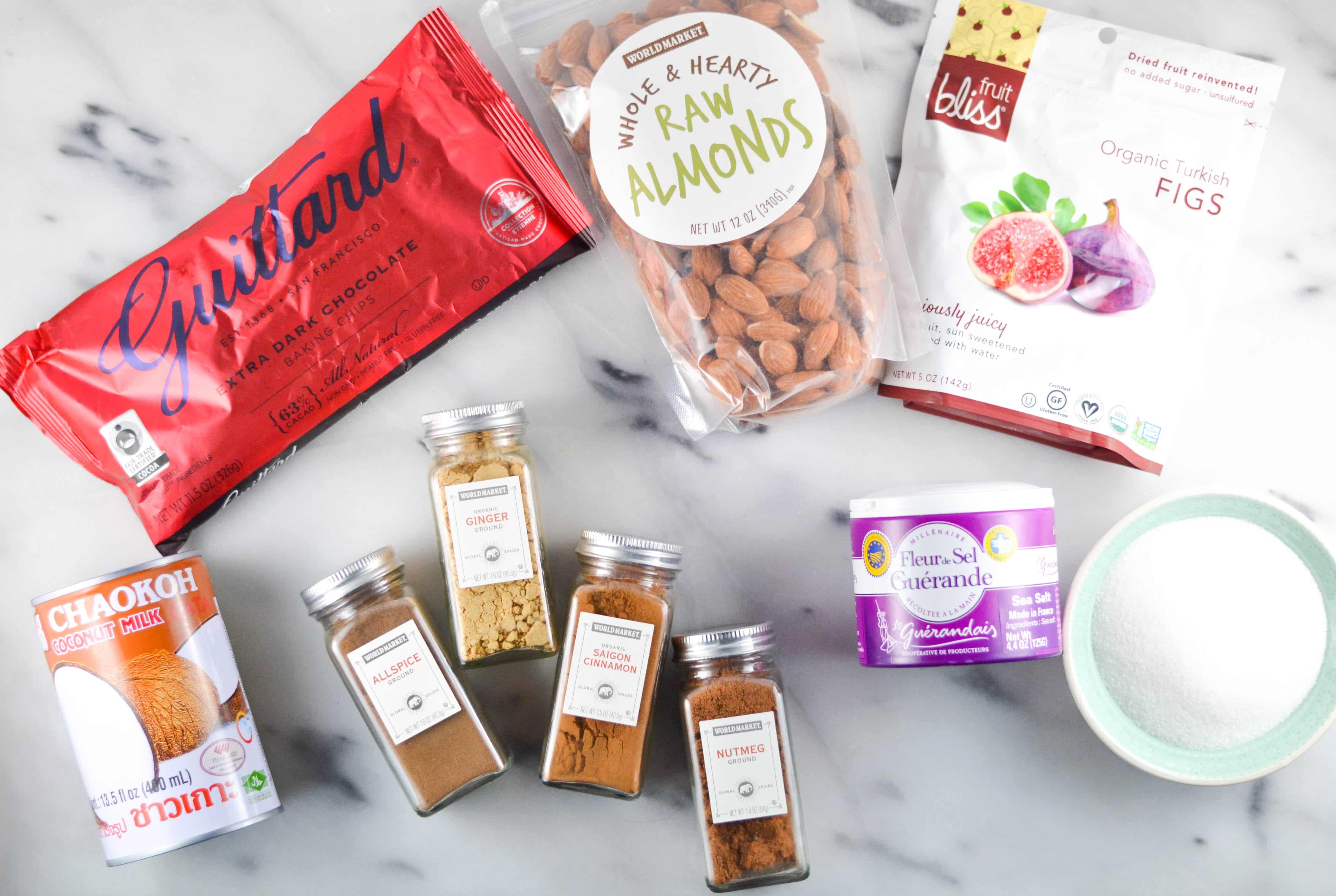 Dairy-Free Pumpkin Spice Caramel Chocolate Pie ( GF, DF, V) - A Dash of Megnut