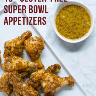 10+ Gluten-Free Super Bowl Appetizers