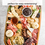 How To Make a Fall Harvest Charcuterie Board